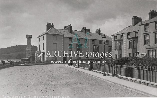 Bulkeley Terrace, Beaumaris Anglesey