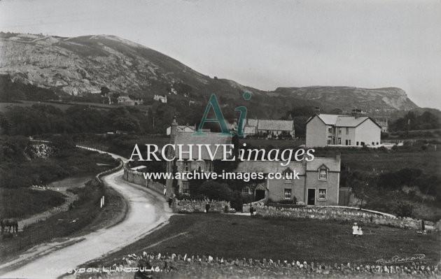 Llandulas Denbighshire  c.1910