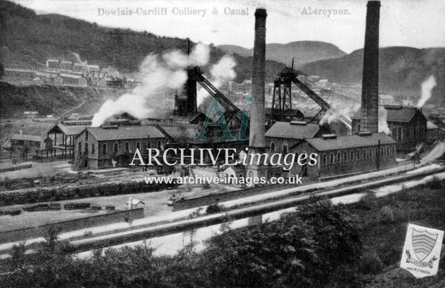 Abercynon, Dowlais Cardiff Colliery