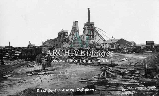 Eythorne East Kent Colliery B