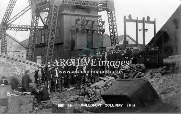 Bullcroft Colliery 1912