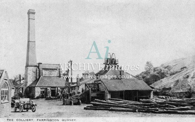 Farrington Gurney Colliery