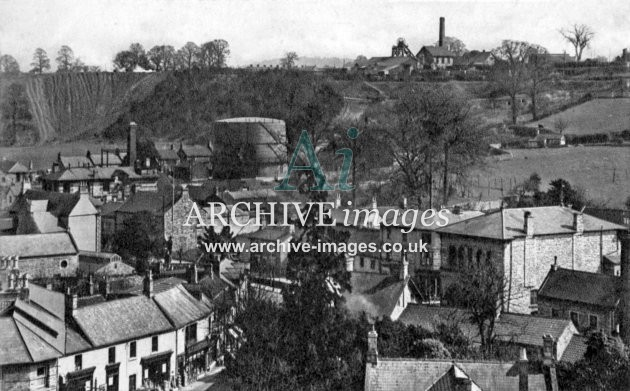 Midsomer Norton & Norton Hill Colliery c1908