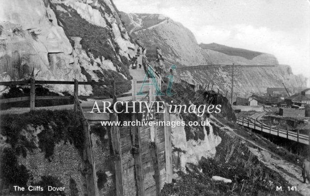 Dover Colliery & Cliffs JR