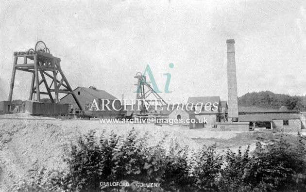 Guildford Colliery A JR