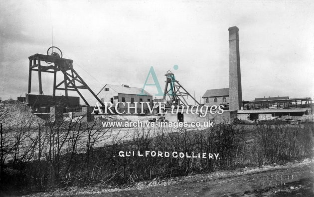 Guildford Colliery B JR