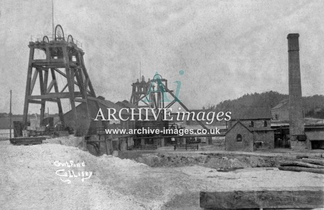 Guildford Colliery C JR