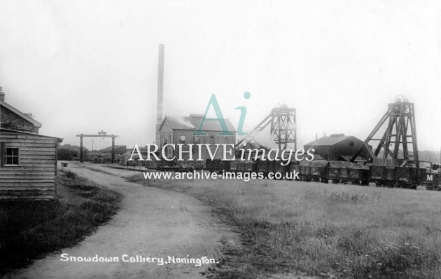 Snowdown Colliery A JR