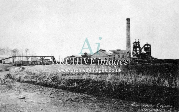 Snowdown Colliery G JR