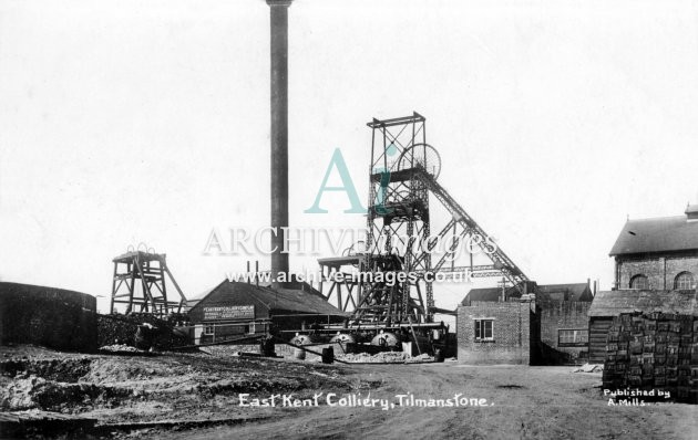 Tilmanstone Colliery A JR
