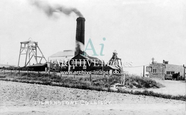 Tilmanstone Colliery B JR