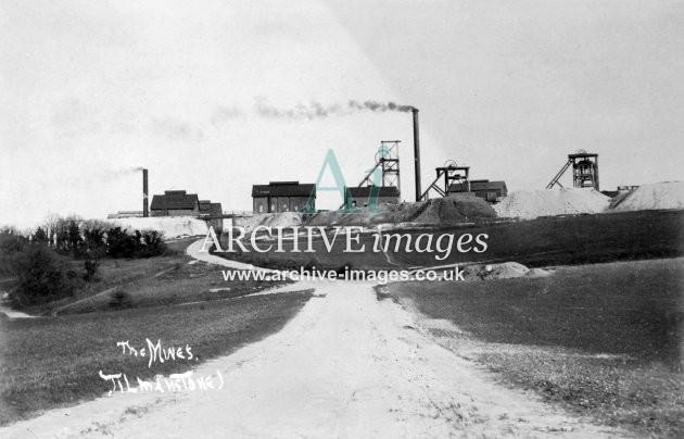 Tilmanstone Colliery C JR