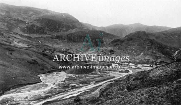 Coniston copper mines & Old Man