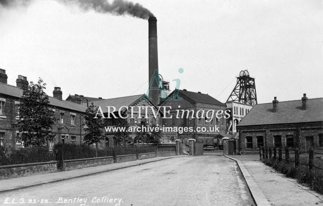 Bentley Colliery, Scrivens, F JR