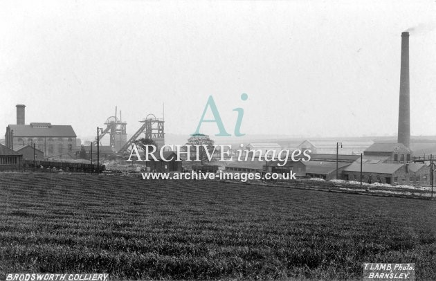 Brodsworth Main Colliery, Doncaster, B JR