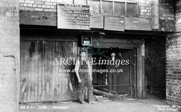 Frickley colliery e pit cage c1914 jr archive images for Where to get c c cages