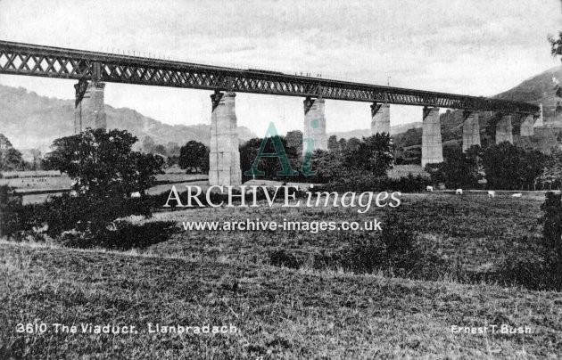 Llanbradach Viaduct A