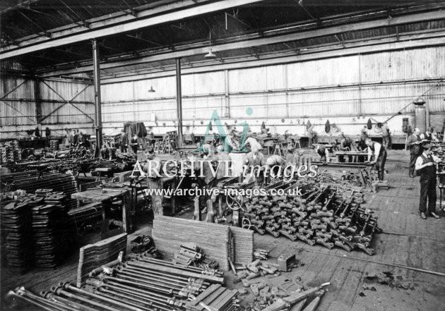 Gloucester RC&W Co Ltd 1924, Brake Gear Manufacture