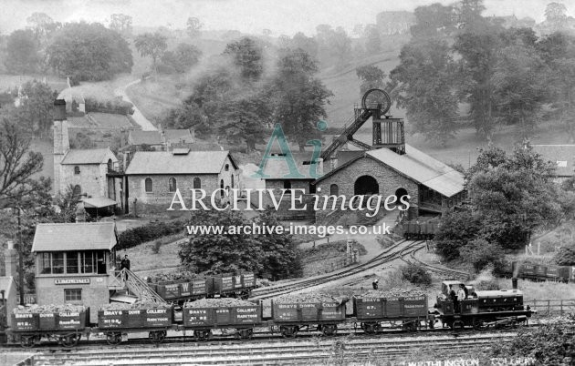 Writhlington Colliery, nr Radstock