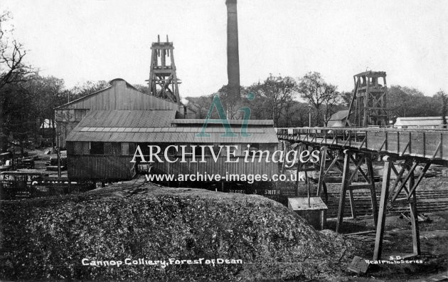 Cannop Colliery A