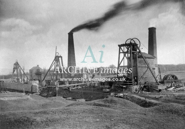 Crump Meadow Colliery, Cinderford, A