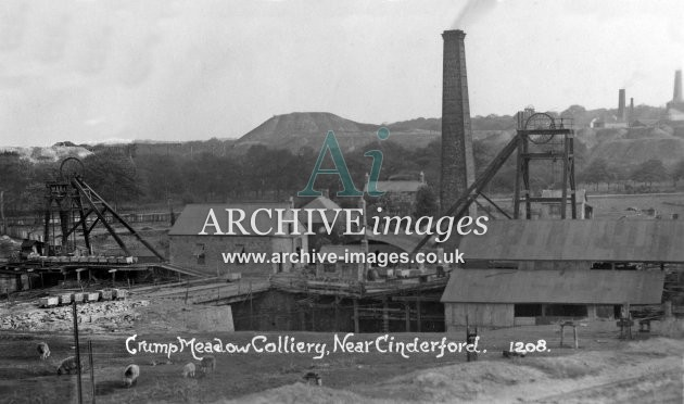 Crump Meadow Colliery, Cinderford D