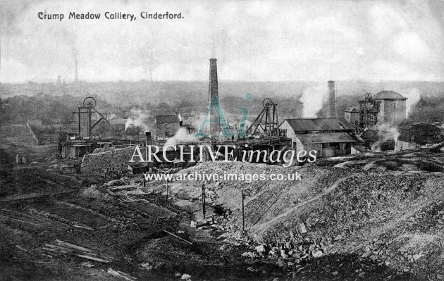 Crump Meadow Colliery, Cinderford E