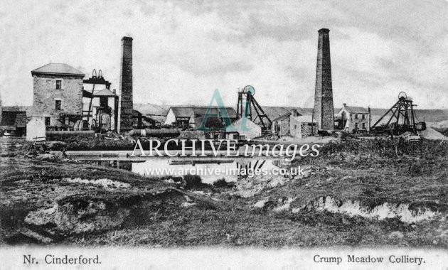 Crump Meadow Colliery, Cinderford F