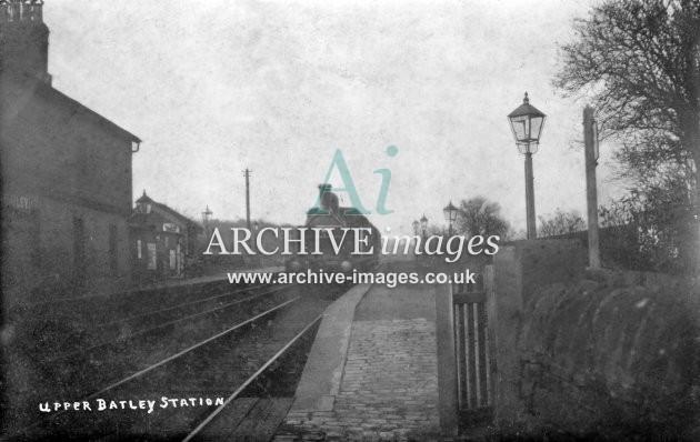 upper batley railway station gnr jr archive images. Black Bedroom Furniture Sets. Home Design Ideas