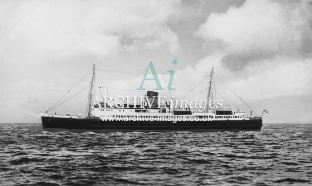SS Snaefell (Isle of Man Steam Packet Co.)