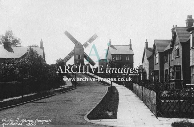 Windmill Avenyue Hucknall
