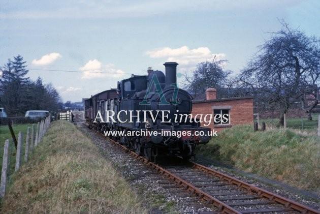 Kington Br Crossing, No 1420 5.64