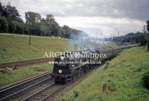 Wilton Junction, ACE, No 35014 Nederland Line 19622