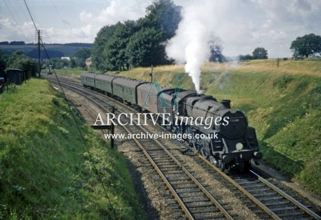 Wilton Junction No 73081 1962