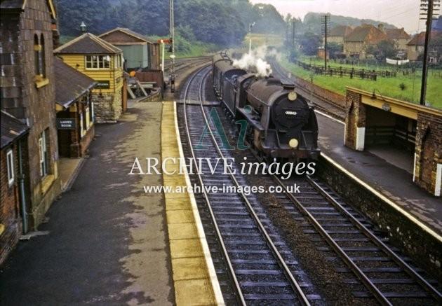 Wilton Station No 30843 1963
