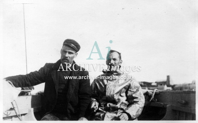 Scilly Isles T Clarke and Guy 1912 CMc