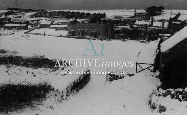 Scilly Isles Porth Low Feb 1947 St Marys CMc