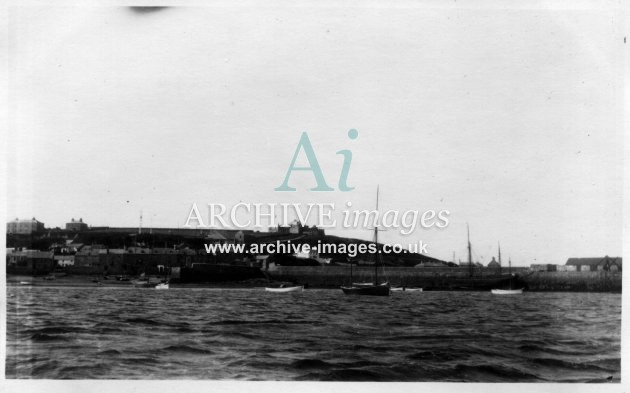 Scilly Isles 1912 Harbour St Marys 2 CMc