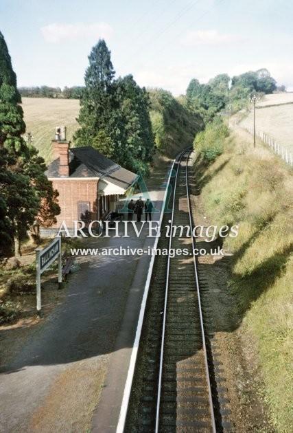 Ballingham station 10.64