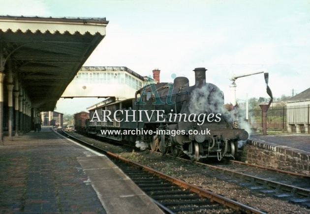 Ross on Wye station, last Lydbrook goods 11.65 A