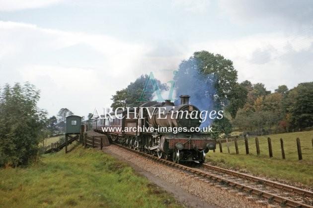 Weston-under-Penyard Halt No 7815 Hereford-Glos 10.64