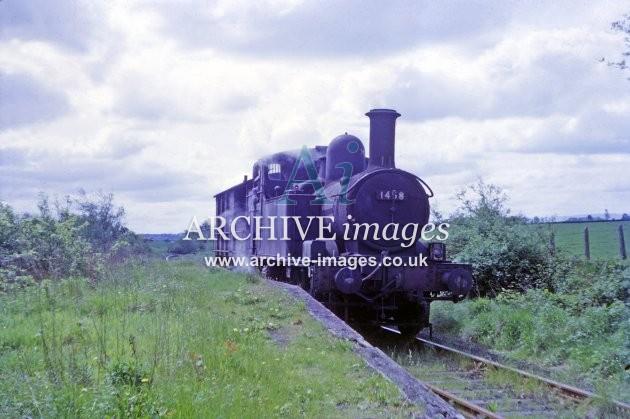 Kington Branch, Old Halt 1964