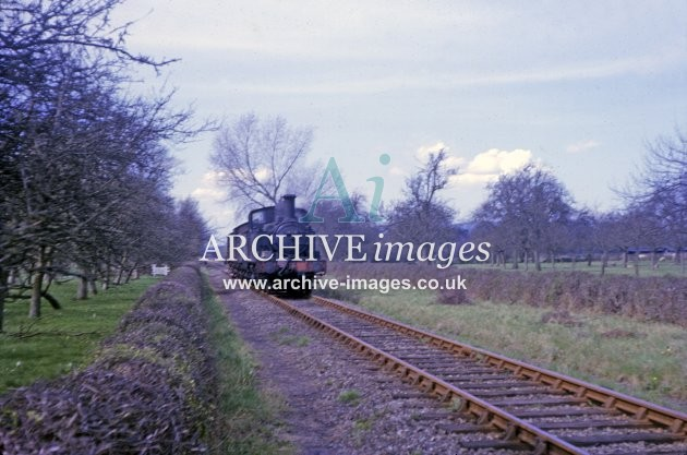 Kington Branch 1964