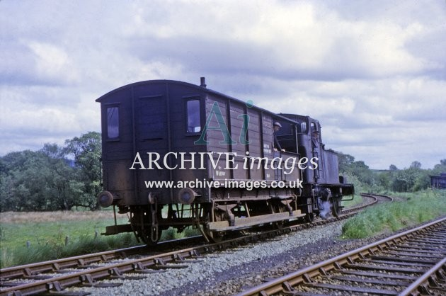 Titley, Presteign Branch Junction & No 1458 1964
