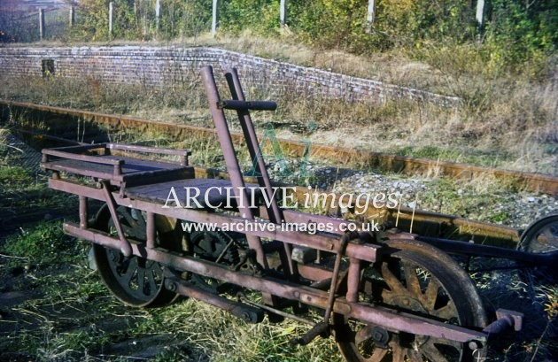 Titley Junction, Velocipede 1964