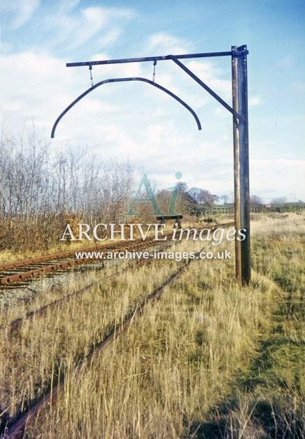 Titley Junction Loading Gauge 1964