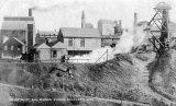 Dolcoath Mine, Camborne, Valley Shaft & Winding Engine c1906