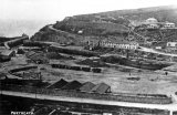 Portreath, General View of Dock c1925
