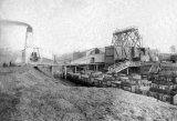 Greyfield Colliery, Clutton c1895