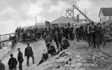 Norton Hill Colliery, Group of Miners c1908